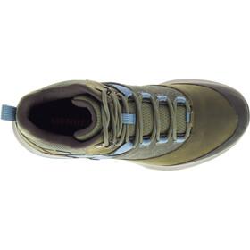 Merrell Zion GTX Chaussures Femme, dark olive